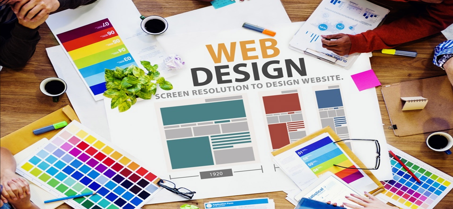 dynamic website dubai